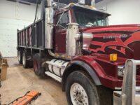 1999 Western Star 4900 Tri Axle Dump Truck (CAT Powered)