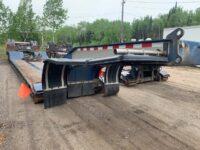 2011 Globe 4 Axle 60 Ton Hydraulic Flaot
