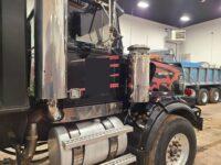 1999 Western Star 4900 Tri Axle Dump Truck