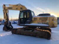 *REPO* 2010 Kobelco SK260 Excavator with 2019 AMI Thumb *REPO*