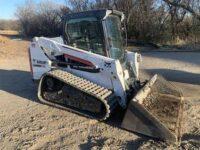 2015 Bobcat T550 Tracked Skid Steer