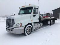 2013 Freightliner PX125 Tandem Tilt & Load